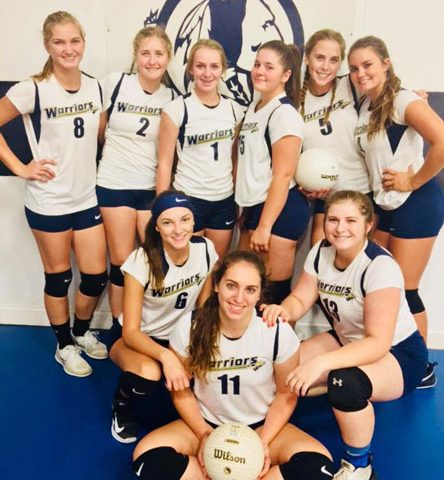 2018 volley ball aucilla christian academy