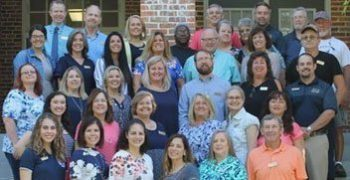 2019 ACA staff faculty