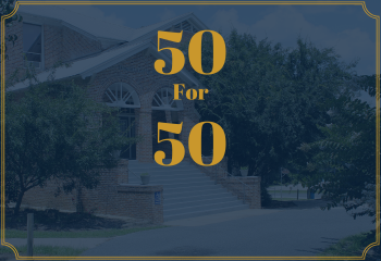 50 for 50 website news