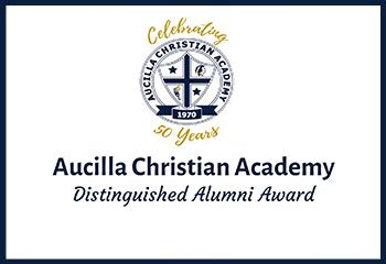 aucilla christian academy distinguished alumni