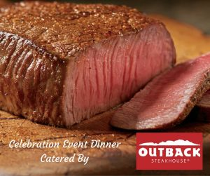 outback, celebration, auction, dinner