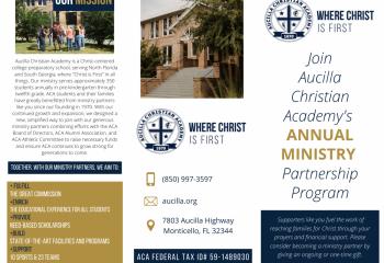 Ministry Partner OUTSIDE